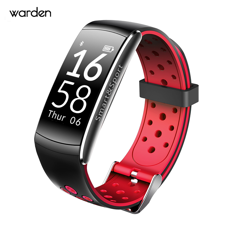 Q8 Smart watch Heart Rate Monitor Fitness Tracker Bluetooth Wristband IP68 Waterproof Monitor Sport Smart watch for Android IOS leegoal bluetooth smart watch heart rate monitor reminder passometer sleep fitness tracker wrist smartwatch for ios android