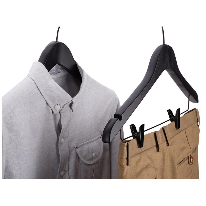 50 copë / pjesë, pallto luksoze të trasha luksoze me rripa të - Magazinimi dhe organizimi në shtëpi - Foto 6