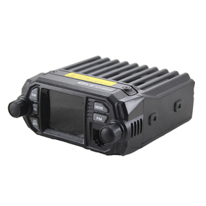 Image 5 - QYT KT 8900D 25W רכב רכוב שתי דרך רדיו שדרוג KT 8900 מיני נייד רדיו עם Quad Band גדול LCD