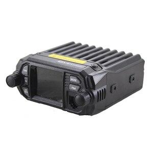 Image 5 - QYT KT 8900D 25W Montato Sul Veicolo A Due Vie Radio Aggiornamento KT 8900 Mini Mobile Radio con Quad Band LCD di Grandi Dimensioni