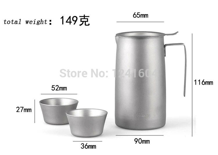 Fire Maple FMP-T320 Titanium Tea Maker Tea Set Cup Tea ware 149g free shipping phnom penh wild rose tea premium beauty and herbal tea free shipping 60g genuine deauty menstruation