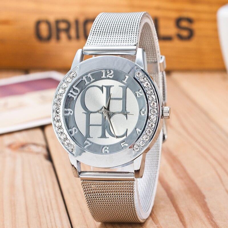 2018-nueva-marca-de-lujo-oro-reloj-ocasional-cristalino-del-acero-inoxidable-del-acoplamiento-del-metal