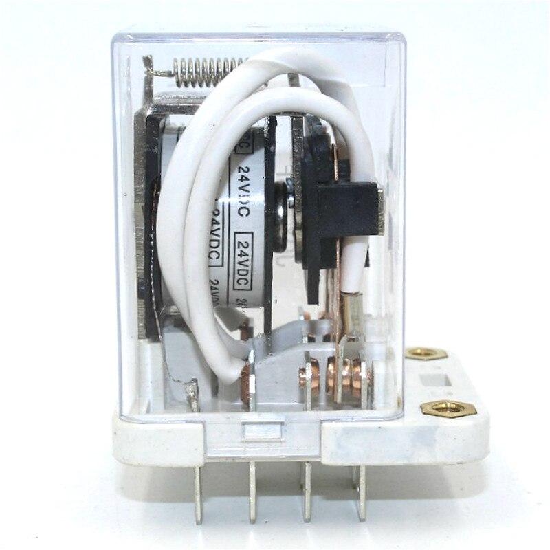цена на JQX-38F 3Z 40A DC12V/24V AC220V Coil 11 Pin 3PDT High Power Relay