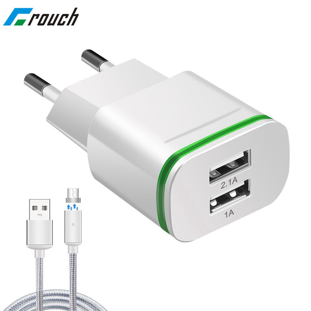 USB Charger 5V 2A Universal Travel Wall