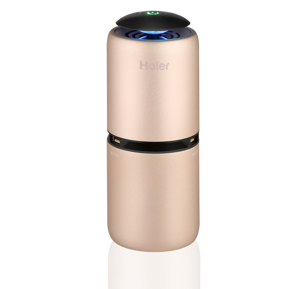 Simple Design Strong Negative Ion Vertical Air Dust Active Purification Air Cleaner Air Ionizer Desktop Car Air Purifier in Car Air Purifiers from Automobiles Motorcycles