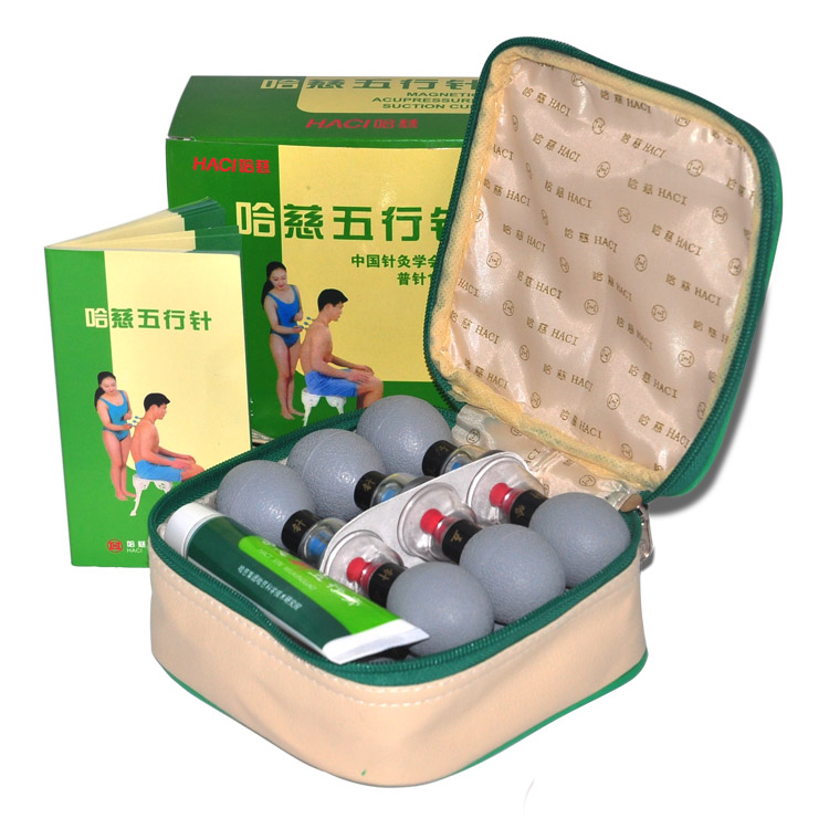 Cupping-Set Suction-Cup Acupuncture Magnetic-Therapy Moxibustion Health-Care Vacuum-Haci title=