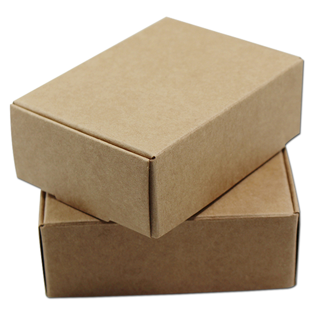 Dhl 8563cm brown kraft paper collection box handmade diy soap dhl 8563cm brown kraft paper collection box handmade diy soap business card colourmoves Gallery