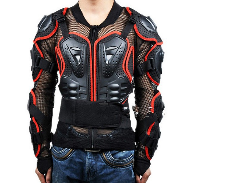 Hot Bike Riding Fall Clothing Armor Outdoor Cross Country Safety