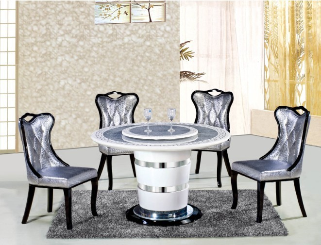 Popular marble top furniture buy cheap marble top for Best quality dining room furniture manufacturers