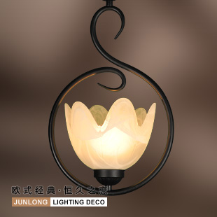EMS FERR SHIPPING Fashion iron single head pendant light entranceway lamps rustic d1043 pendant lamp ems free shipping fashion pendant light rustic lighting wrought iron pendant light brief lamps pendant lamp
