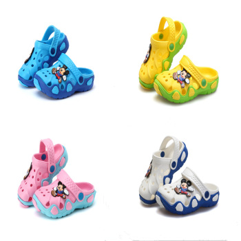 Mickey summer slippers children sandals