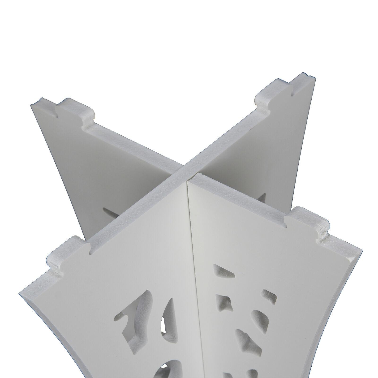 Белый Круглый Журнальный чайный столик стойка боковая Торцевая таблица современный журнальный столик