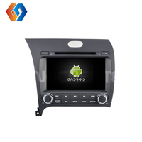 Car Radio For KIA K3 FORTE CERATO 2013 With IPS Touch Screen Android 8.0 Octa Core 4G 32G Bluetooth WiFi Mirror Link DVD Player
