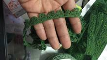 Verde del merletto di DIY accessori fatti a mano(China)