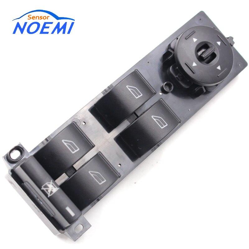 YAOPEI interrupteur de fenêtre de commande principale de puissance interrupteur de miroir bouton 3M51-12K021-AB pour 05-07 FORD FOCUS 3M5112K021AB