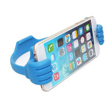 Glylezee Cute Thumb Phone font b Holder b font Flexible font b Smartphone b font Tablet