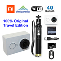International Version!! Original 32GB +Original Xiaoyi YI Action cam 16MP 60FPS WIFI Bluetooth 4.0 Travel Edition+Remote Control