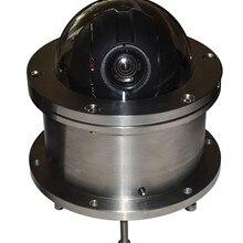 1080 P 100 м подводный PTZ IP Камера POE Мощность для морских мониторинга и Одежда заплыва мониторинга(sip-uptz001