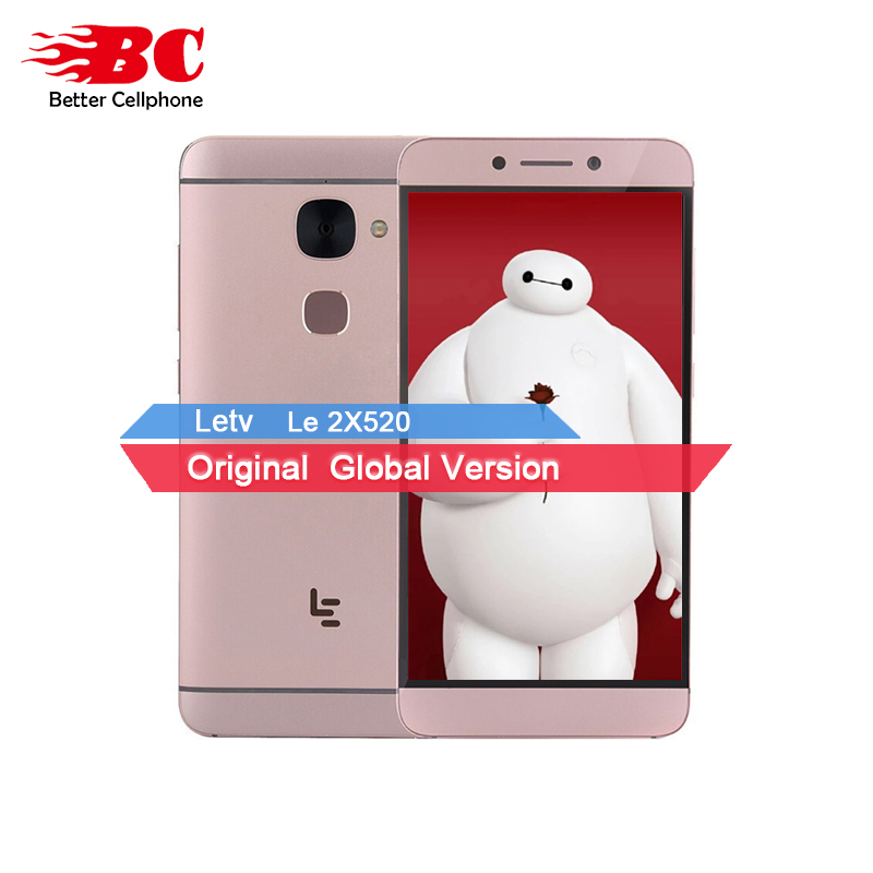 "Letv LeEco Le 2 X520 Dual SIM Octa Core 4G LTE Smartphone 5.5"" Snapdragon 652 3GB RAM 32GB ROM 3000mAh Android 6.0 16.0MP Camera"