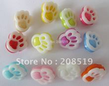 NB006 shank buttons 500pcs assorted colors foot combined fashion sewing new craft