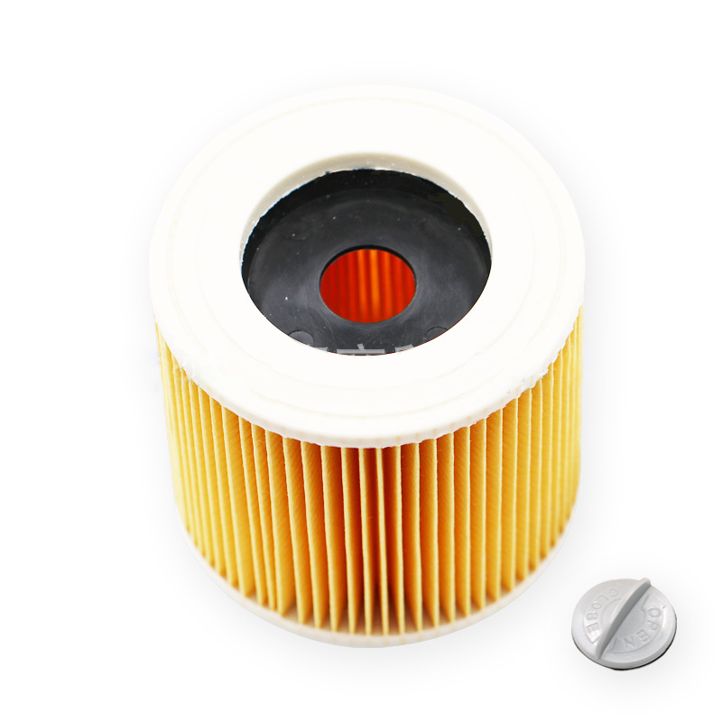 3pcs Replacement Filters Easily Installation Sweeper Cleaning Tools For Karcher WD2 WD3 Premium Vacuum Cleaner Parts