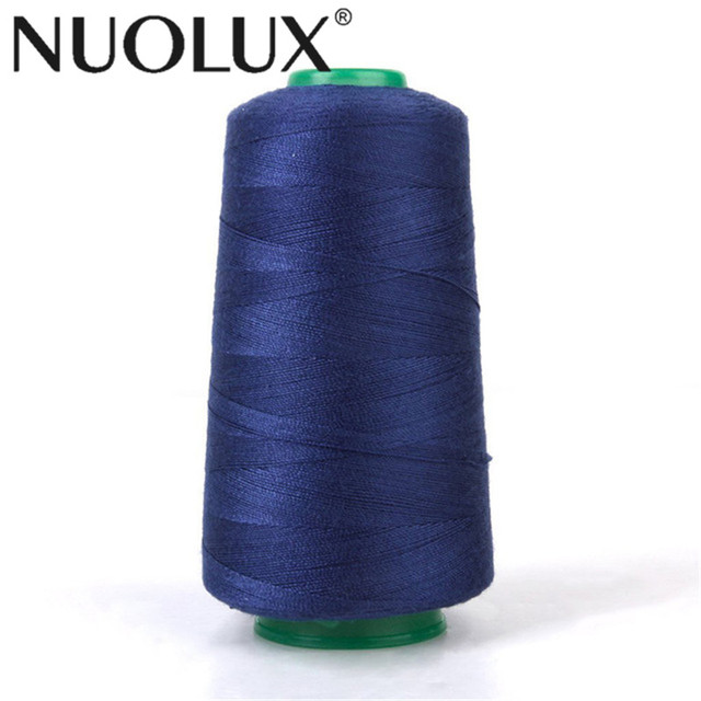 Spool Of Jeans 40S40 Sewing Thread Box Set Sewing Machine Knitting Impressive Thick Thread For Sewing Machine