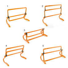 Football Training Hurdle Height Adjustable Removable Barrier