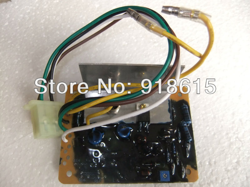 цена на EF12000E AVR Automatic voltage regulator gasoline generator parts replacement