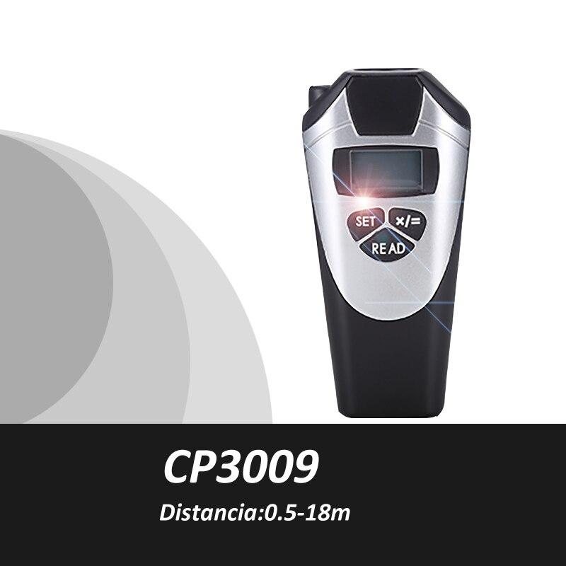 Trena метро лазер, medidor метро distancia лазер, 0.5-18 м, cp3009, синта метрика, лазерный дальномер, лазерный метро цифровой,