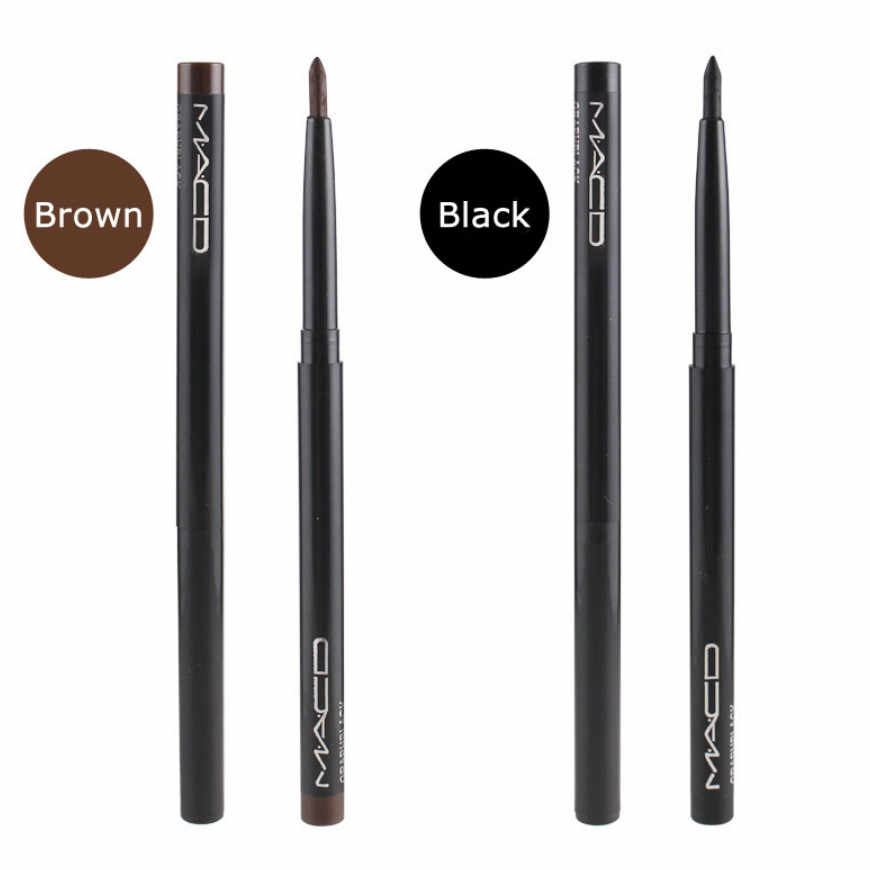 2019 NEW 1 Pcs Eye Make Up Eyeliner Pencil Waterproof Eyebrow Beauty Pen Eye Liner Lip Sticks Cosmetics Charming Eyes Makeup