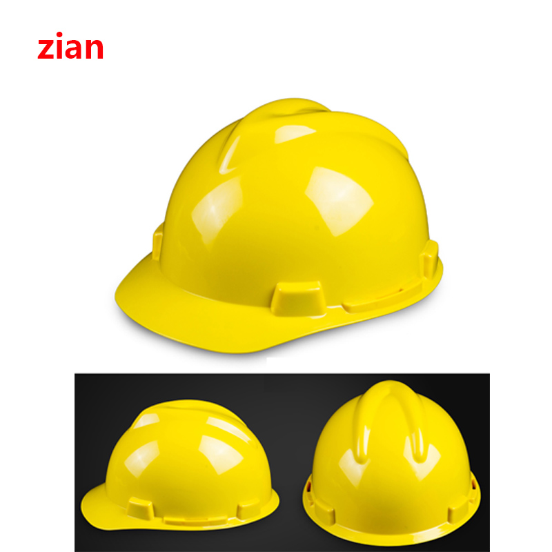 ABS safety helmets 3M reflective stickers Helmet Labor caps Safety