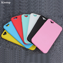 Love Heart Soft Silicone Fashion Sweet Color Phone Case For Apple iPhone 6 6S 6 Plus 6s Plus capa Coque Protective Cover Back стоимость