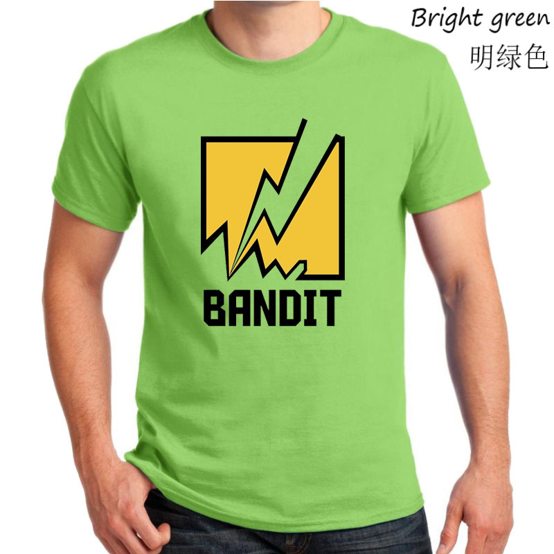 Bandit Rainbow Six Siege Men Unisex T Shirts Tops Tees video game Gaming  popular player COOL Logo R6 Casual Fashio short sleeve-in T-Shirts from  Men's ...