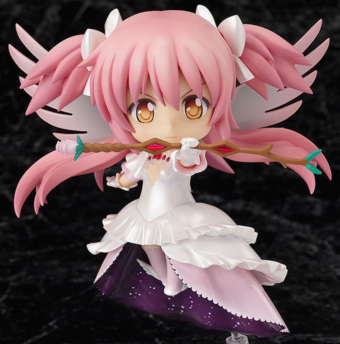 Anime Cardcaptor Sakura Captor Kinomoto Nendoroid Cardcaptor Magic Girl PVC Action Figure model toys gifts anime cardcaptor sakura kinomoto sakura q version pvc action figure collectible toys dolls 4pcs lot