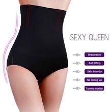 b3799c3661e33 Hot Shapewear High Waist Tummy Control Body Shaper Seamless Underwear Thong  Womens Panties Slimming Girdle Bodysuit