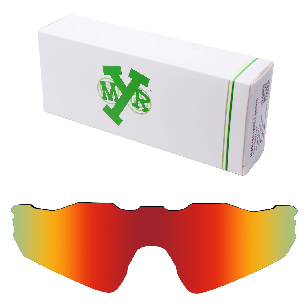 2bfc86fe18 Mryok lentilles de remplacement polarisées pour lunettes de soleil Oakley  Radar EV Path rouge feu dans Accessoires de Vêtements Accessoires sur ...