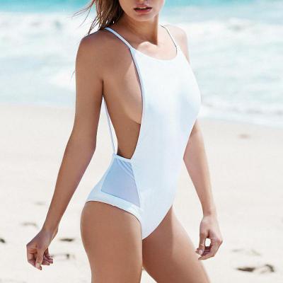 3ff6d5ef3d New Sexy Bikini Swimsuit agent provoca US $14.21. Stripe High Neck Padden  Women ...