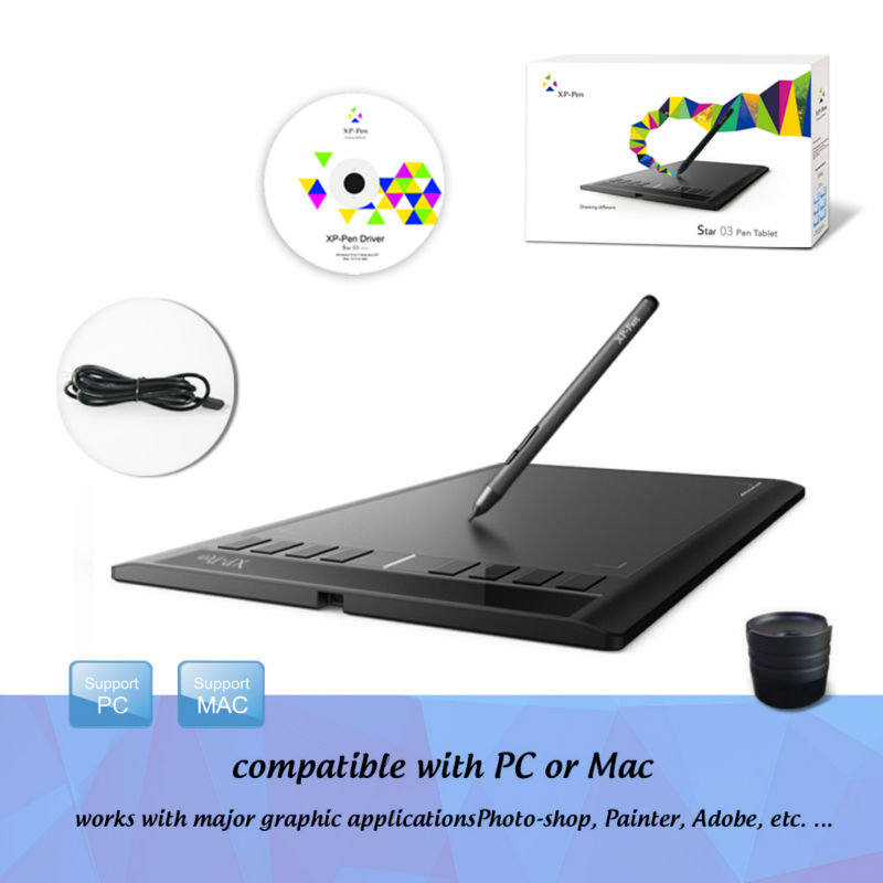 графический планшет для рисования ваком бесплатная доставка