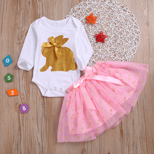 infant girl clothing baby newborn outfit my first christmas girls thanksgiving clothes cotton sets cartoon 2019 new love