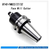 High Precise BT40 FMB FMB22 FMB27 FMB32 45l 60L CNC Milling Chuck Holder face milling cutter