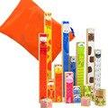 ОСГТ Монтессори Fun Stick 18 Деревянные Блоки Математика Учебные Пособия Family Pack Головоломки Образовательные Игрушки Бука Высокого Качества