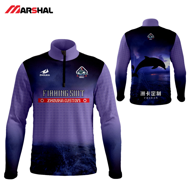 Sports & Entertainment Soccer Humorous Professional Design Fishing Shirts For Mens Jackets With Your Own Logo Full Sublimation Outfits