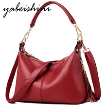 New Women's bag large capacity women's handbag PU leather female shoulder bag high quality Messenger bag Tote Lady Crossbody bag недорого