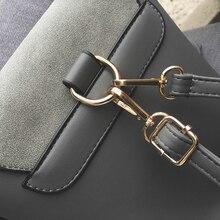 YASICAIDI Double Zipper Scrubs Chain Shoulder Bags High Quality PU leather Women Messenger Retro Ring Bags For Teenager Sac a Ma