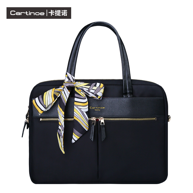 Cartinoe Laptop Bag Sleeve Fashion 15 Handbag Tablet Case Cover Protective bag 15.4 Single shoulder bags For Macbook Lenovo