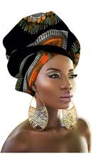 10pcs DHL wholesales Fashion African Headwraps For Women Head Scarf Lady Hight Quality Cotton wraps Accessories