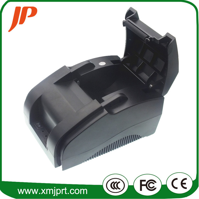 Android and apple Bluetooth Printer factory top seller model 58mm black usb+bluetooth printer for android IOS printer