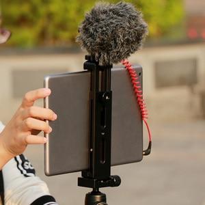 Image 5 - Trípode para tableta, liberación rápida con placa de soporte de aluminio para iPad Mini/4/Pro/Surface Pro 8 DJA99