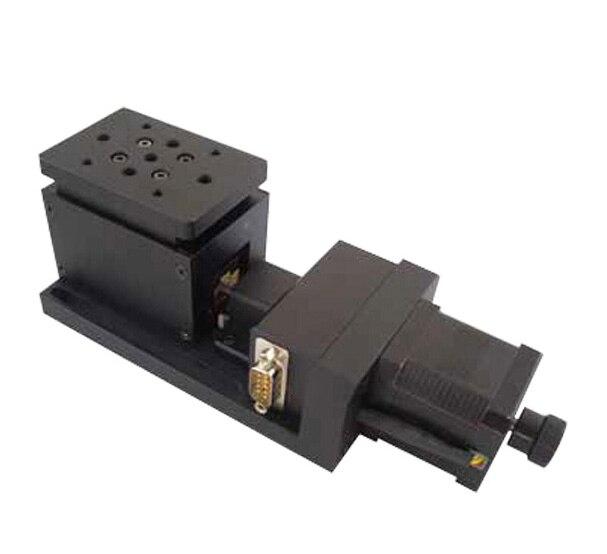 PT-GD404 Electric Lifting Platform, Motorized Lab Jack, Elevator, Optical Sliding Lift, 10mm Travel linear slide axis цены