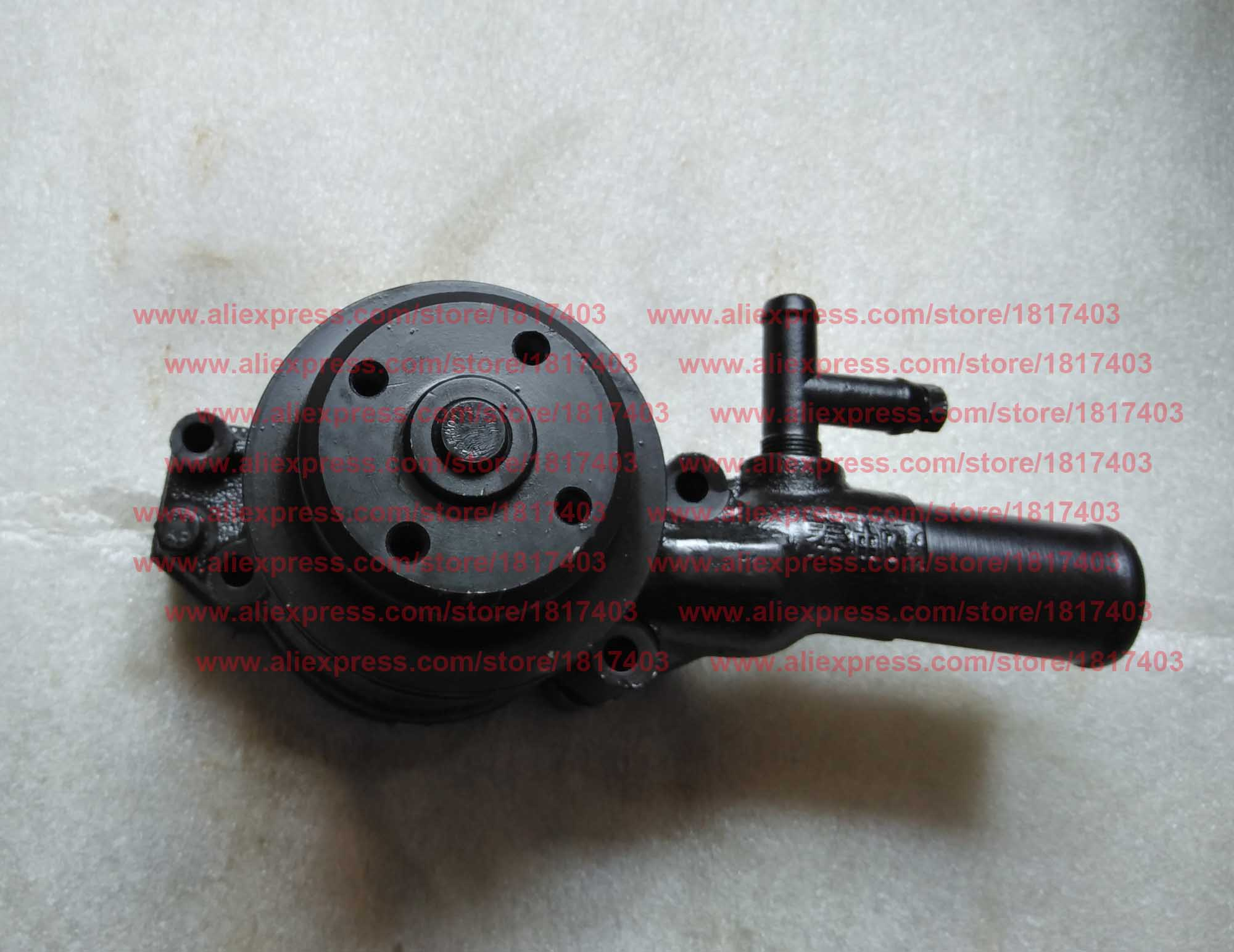 YND4BT 11100 Water pump 1 V belt channel model for Yangdong YND485 and YND4BT diesel engines